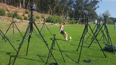 collaboration with the South African national rugby team's kicking coach